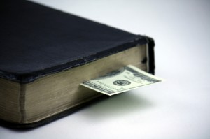 bible and finances