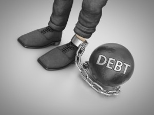 cash to get out of debt