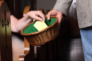 trouble with tithing