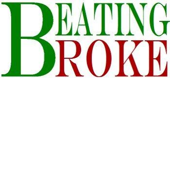 beating broke