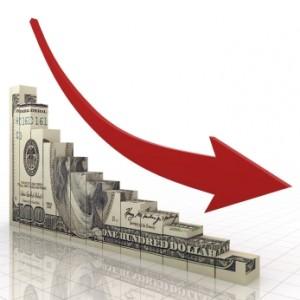stock market freefall