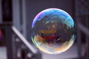 financial bubble